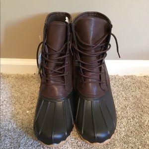 NWT Weatherprrof Vintage Duck Boots